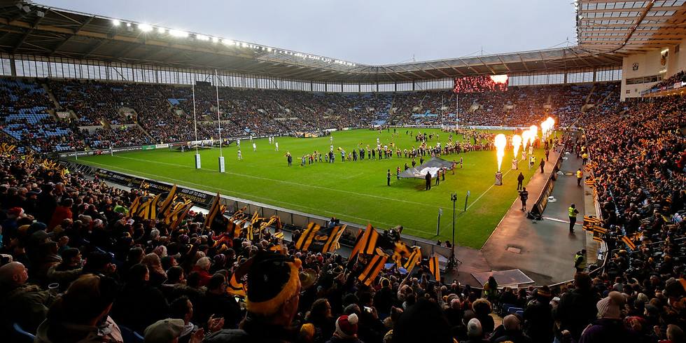 The Construct Rugby Experience with Wasps