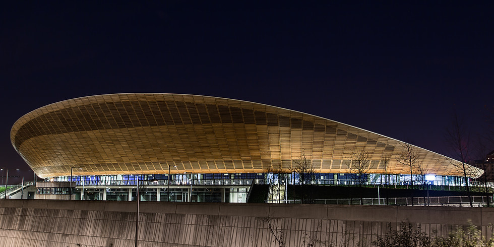 Construct Cycling at The Olympic Velodrome