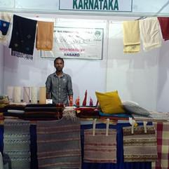 Kaikraft Exhibition at Hyderabad Haat