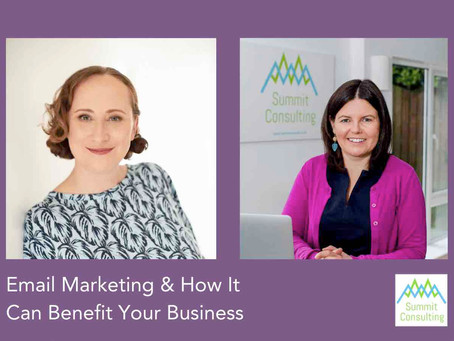 Email Marketing & How It Benefits Your Business