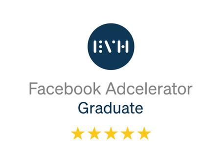 Facebook ADcelerator Graduate