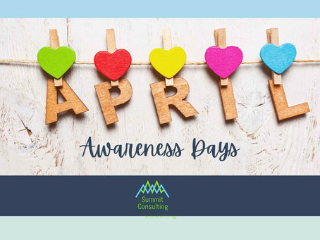 Awareness Days for April 2021