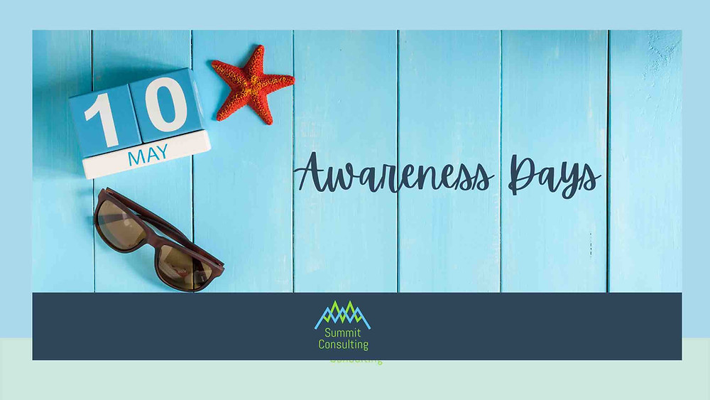 May Awareness Days