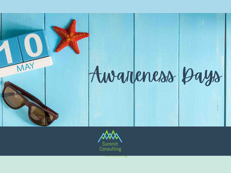 Awareness Days for May 2021