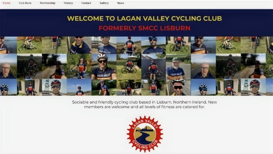 Lagan Valley Cycling Club Home Page