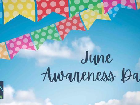 Awareness Days June 2021