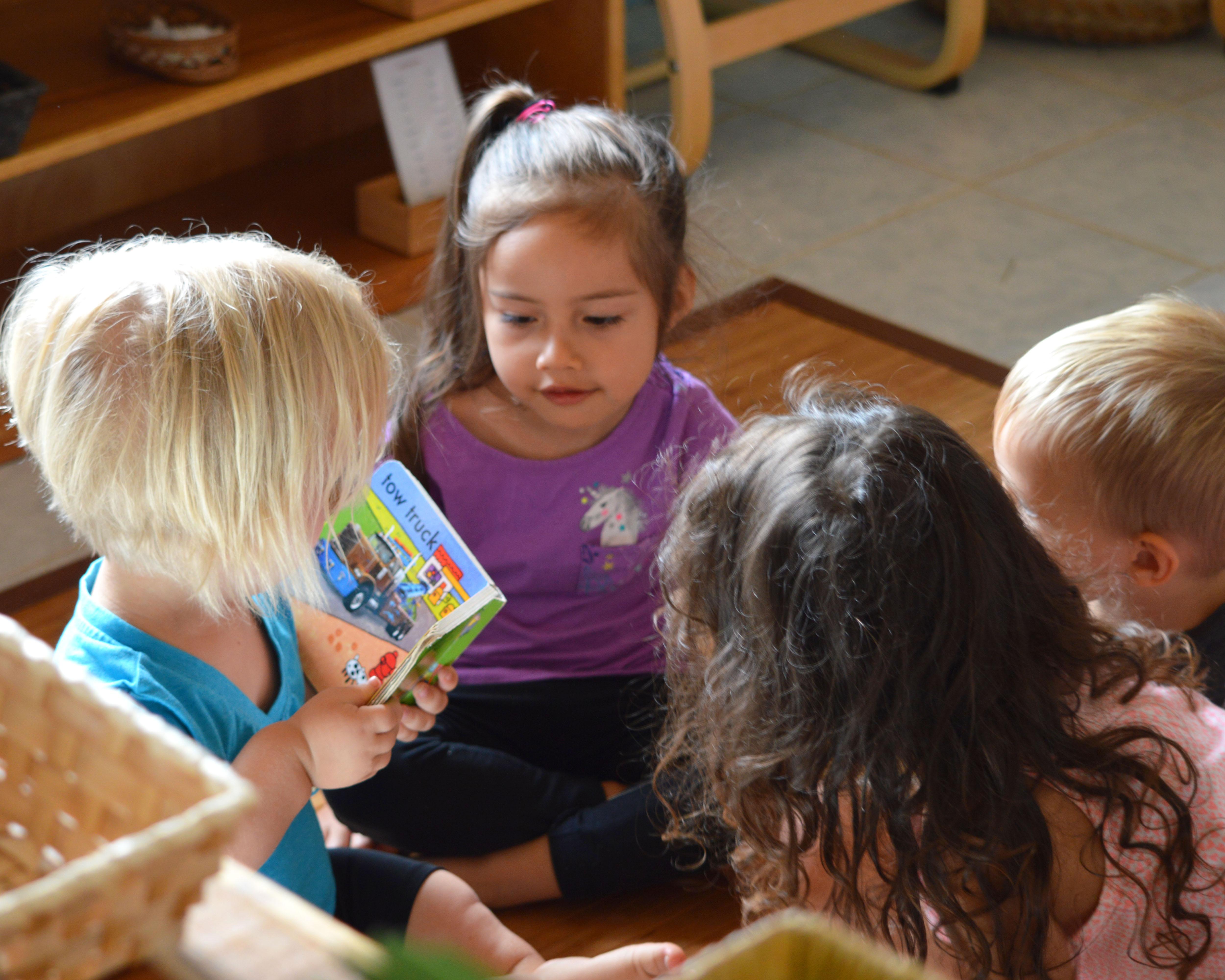 Reading to Peers