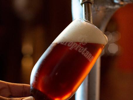 Espuma é cerveja sim!