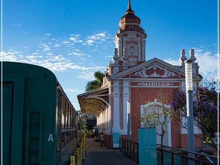 Mariana, vizinha de Ouro Preto