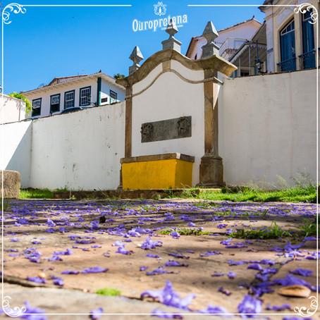 O sistema de águas de Ouro Preto