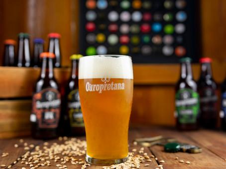 O teor alcoólico da cerveja