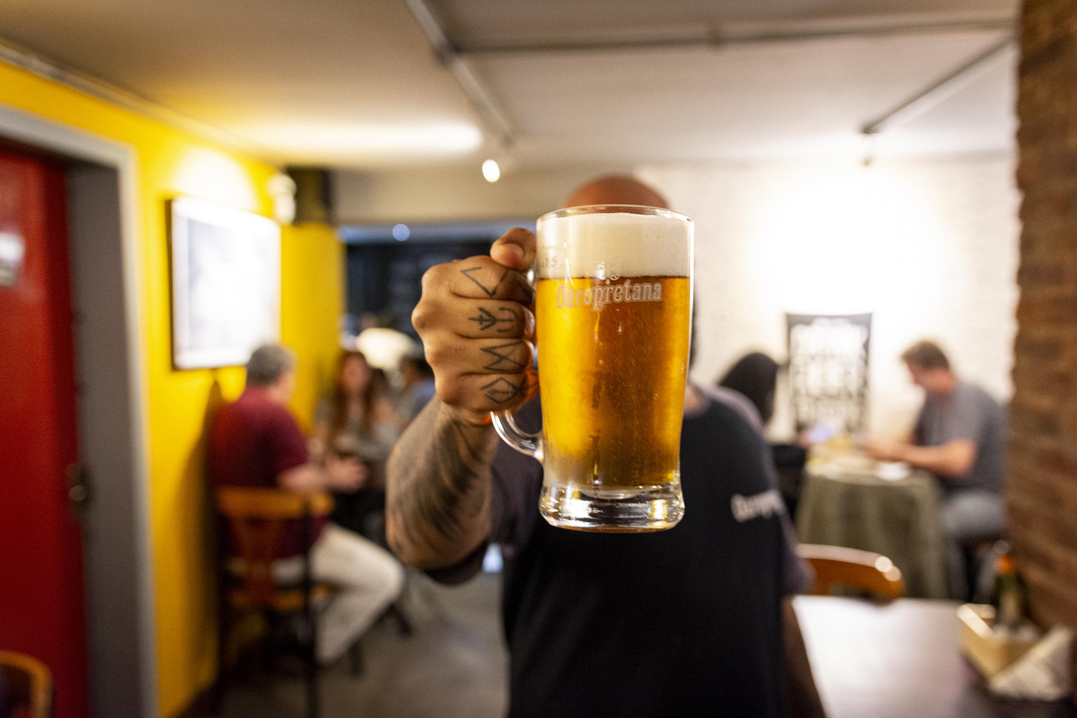 Cervejaria Ouropretana