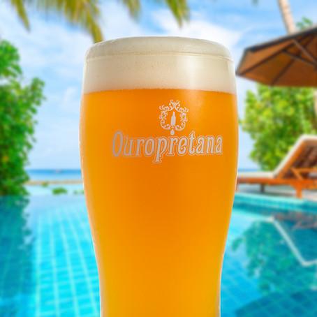 Cervejas leves e refrescantes para o verão