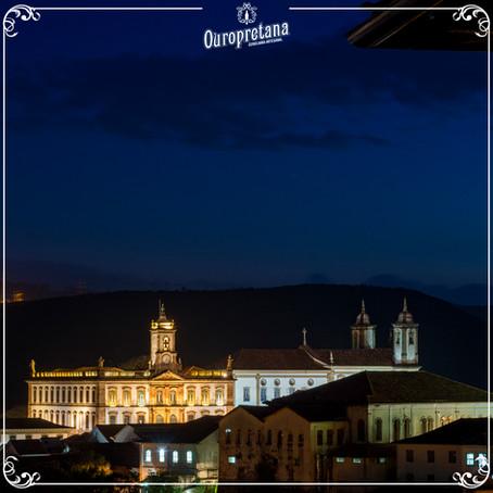 Um mistério na noite de Ouro Preto