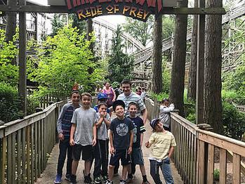 Camp SEED Boys Week 1
