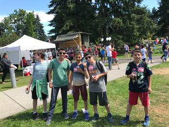 Camp SEED Boys Week 2