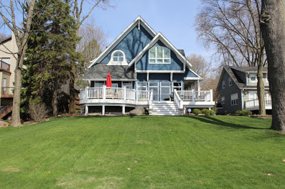 North Shore Delavan lakefront sale in 2018 for $1,850,000.