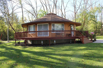 The best value for a lake access property on Delavan Lake is at 4030 Bay Road.