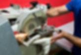 manteniment de patins i esmolat de ganivetes