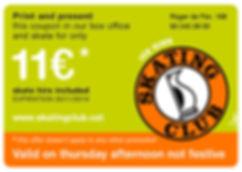 Promotion 11€