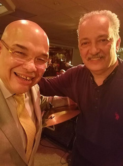 With Chino Nunez at Westgate Lounge.jpg Great seeing him.jpg He always puts on a great show