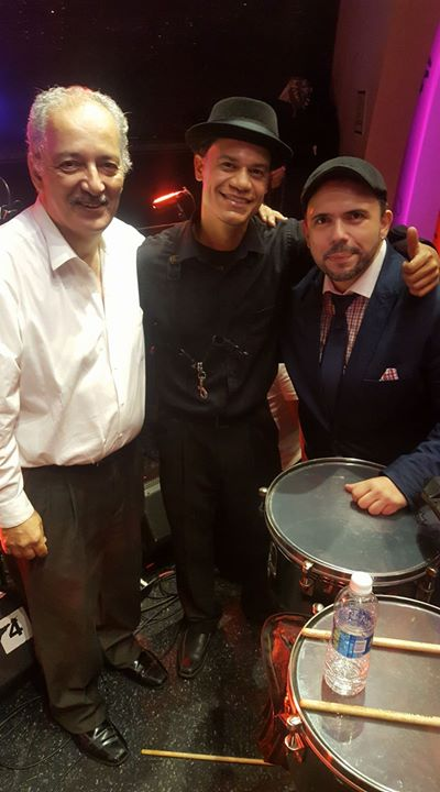 Great gig at Empire Casino with Angel Rios and invited artist Jorge Castro