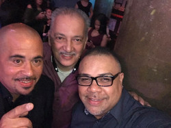 El Cartero and Johnny Mambo