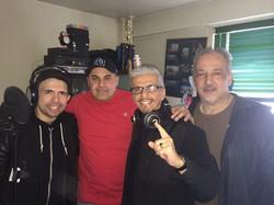 Recording Session 2015