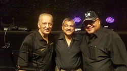 Me, Al Acosta and Roberto Rodriguez Jr.jpg after we finished the gig at Empire Casino