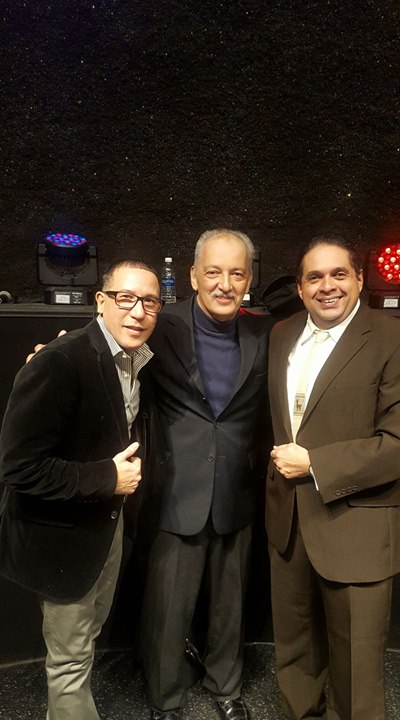 Great job at Empire Casino wirh Swing Sabroso by the invited artists Adriel Gonzalez II and Pablo Sa