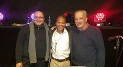Gig over.jpg At casino with Roberto Rodriguez Jr.jpg And Mauricio Smith Jr who did a tremendous job