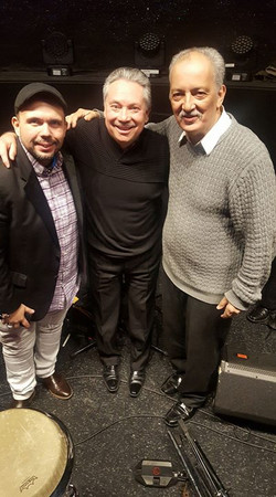 Great time at Casino with Angel Rios and Eddie Montalvo