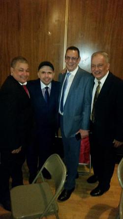 Pocholo, Angel, and Joe Dee