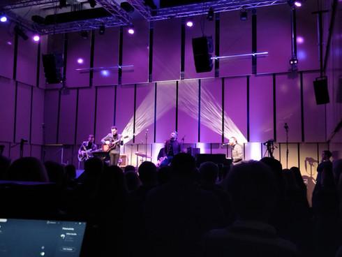Tom Spence, 2018, Liverpool Philharmonic Music Room