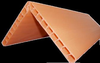 Lange hoekbescherming EH-P5 190x190 mm