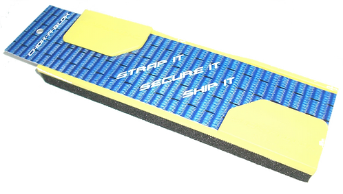 Chok-a-Blok voor 50 mm spanband