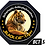 Thumbnail: Black Cat Tiger (BCT-SKS) antislipmatten