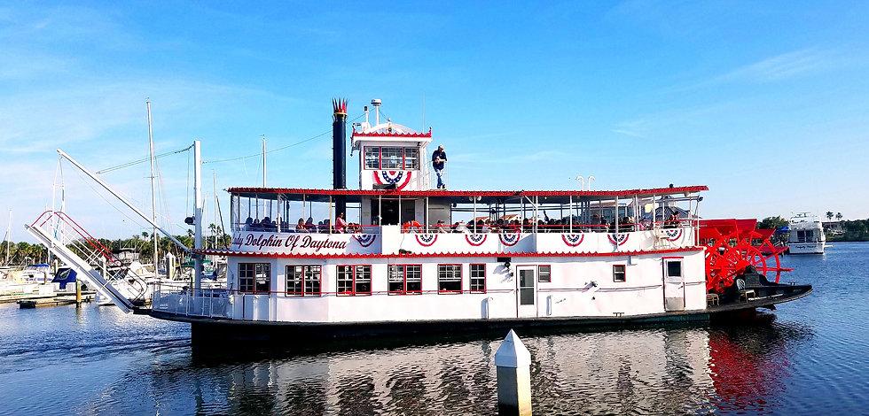 Scenic Dinner And River Cruise 21 95 Daytona Beach