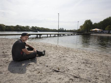 Rooye Plas in Handel verdiept, EK waterski in zicht