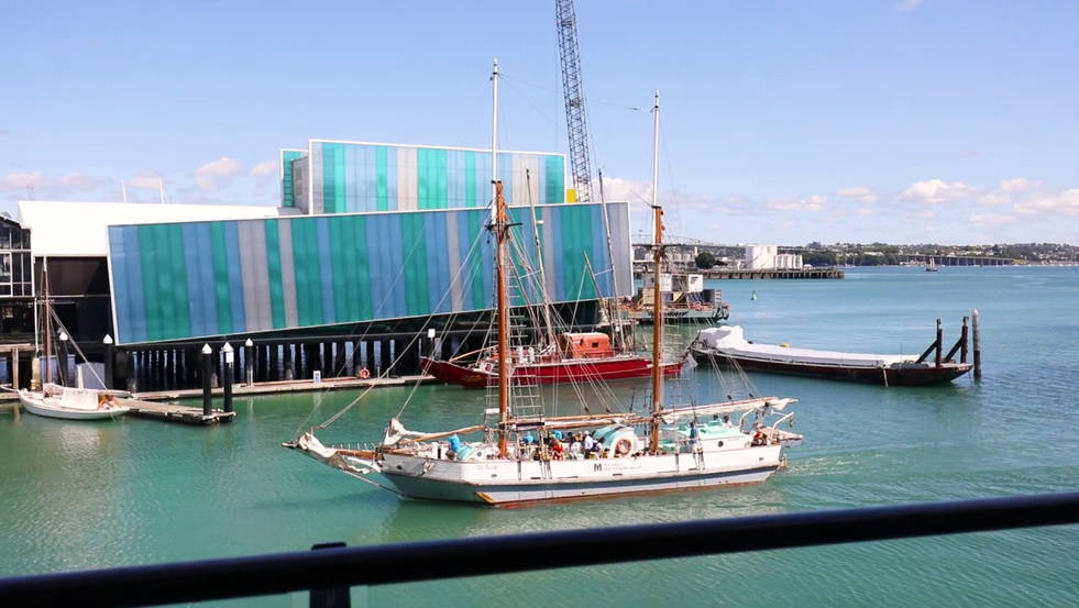Shed 22, Queens Wharf