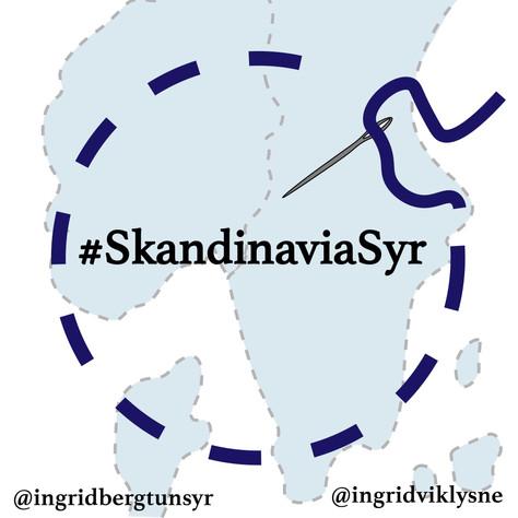 #SkandinaviaSyr