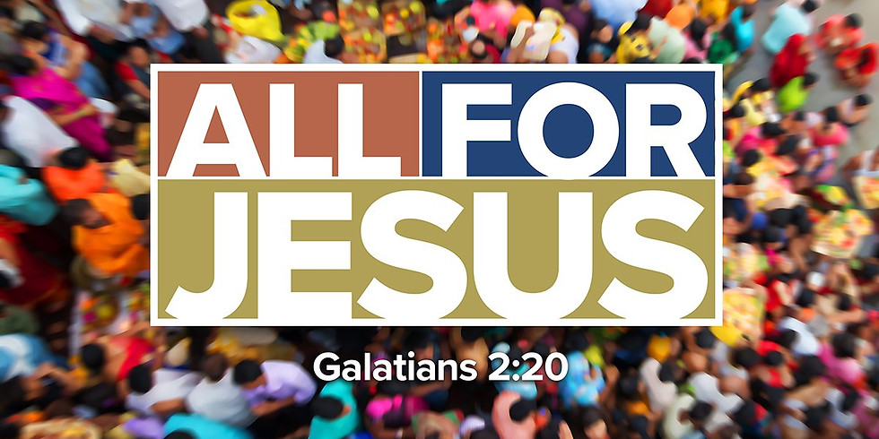 Missions Sunday, May 16th