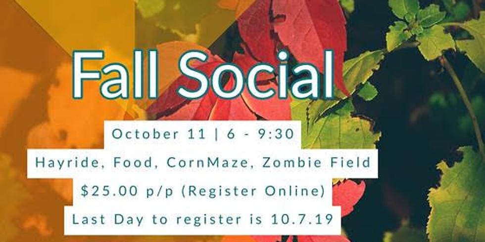 Youth Fall Social