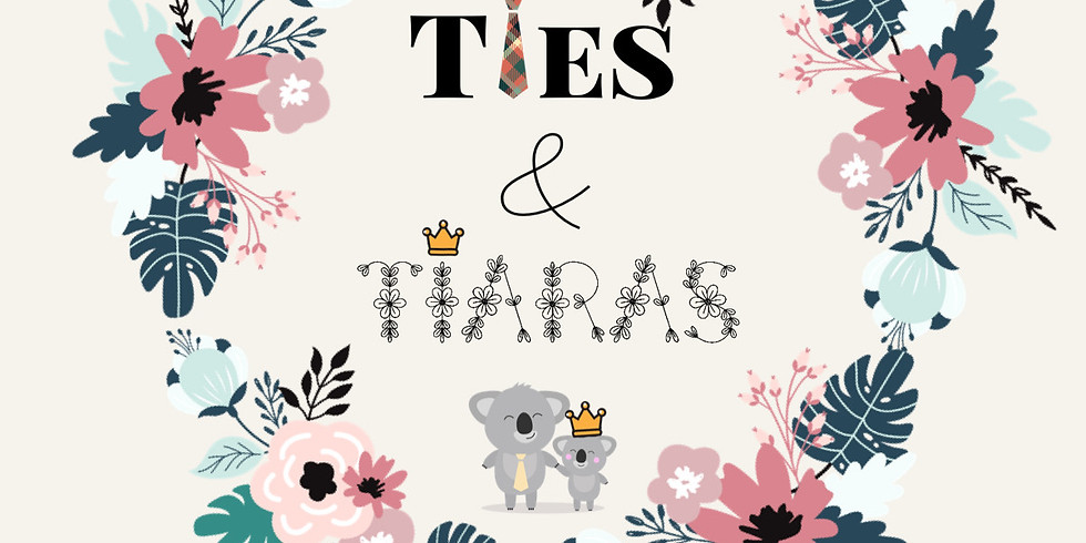Ties & Tiaras | Father and Daughter Afternoon!