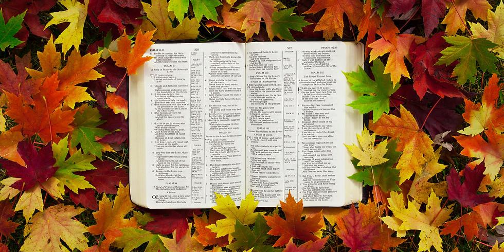 Wednesday Night Bible Study #2