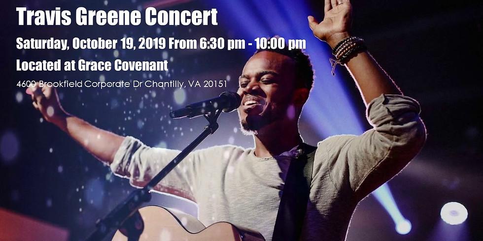Travis Greene Concert