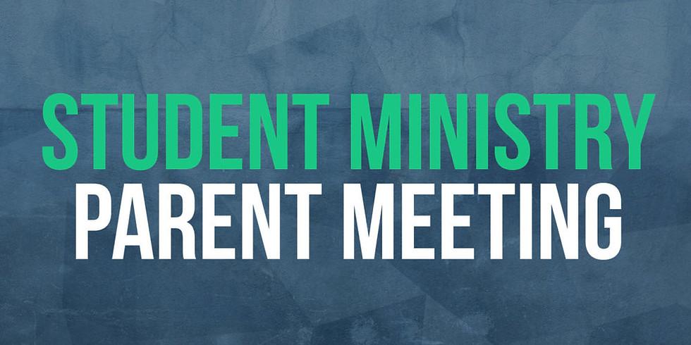 Parent & Student Meeting