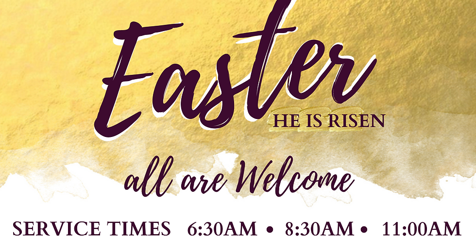 Sunday Service 8:30AM