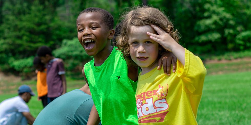 "Ranger Kids Field Day: ""In the beginning..."""