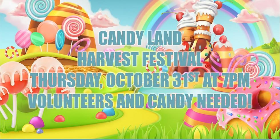 Candy Land Harvest Festival